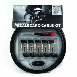 PW-GPKIT-10 i gruppen Kablar / Planet Waves / Cable Kits / Pedal Board Kit hos Crafton Musik AB (370722107050)