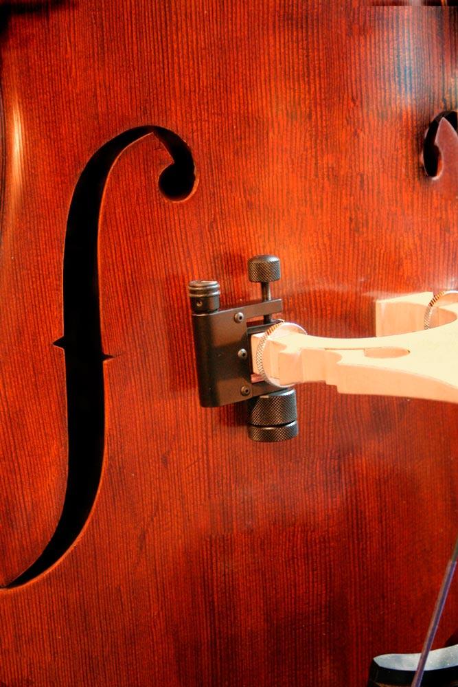 Как сделать звукосниматель на контрабас
