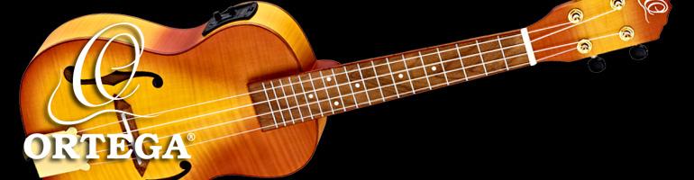 Folkinstrument / Ukulele / Ortega